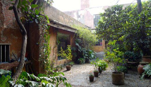 訪問難易度高し!初期ルイス・バラガン建築  「オルテガ邸(Casa Ortega)」, Mexico city