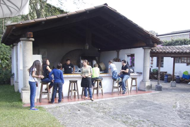 Antigua - 27quesopizza