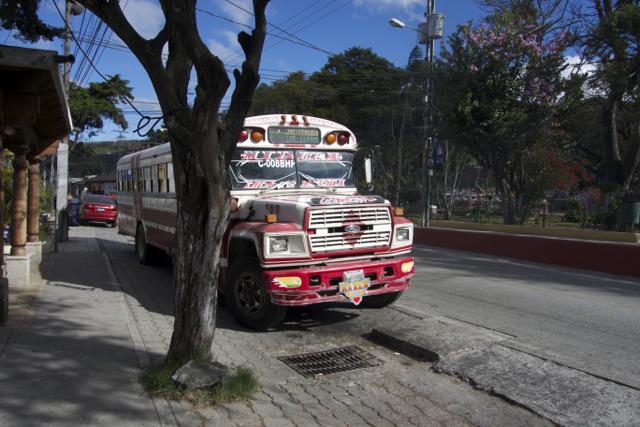 Antigua - 39chickenbus