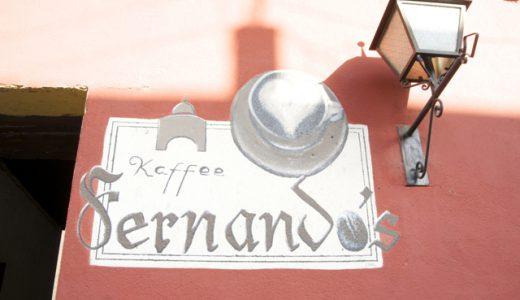 チョコが美味い!おすすめカフェ「Fernando's Kaffee」スペイン語勉強7日目!!, Antigua, Guatemala