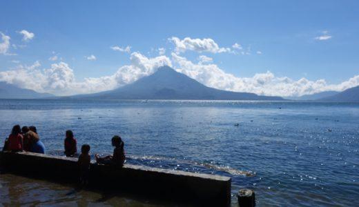 世界屈指のパワースポット「アティトラン湖」へ!, Panajachel, Guatemala