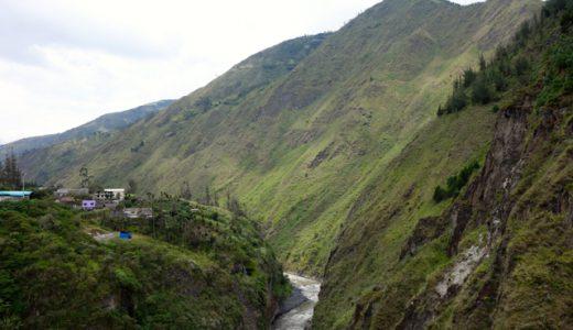 温泉街・バーニョス(Baños)を散策, Baños , Ecuador