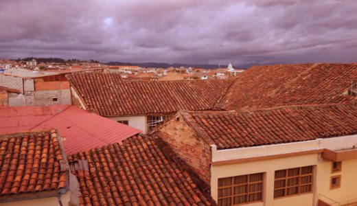 Migrants increase! World Heritage city in Ecuador, Cuenca , Ecuador