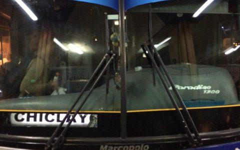 エクアドル・クエンカからペルー・チクラヨ(Chiclayo)へバス移動, Cuenca , Ecuador