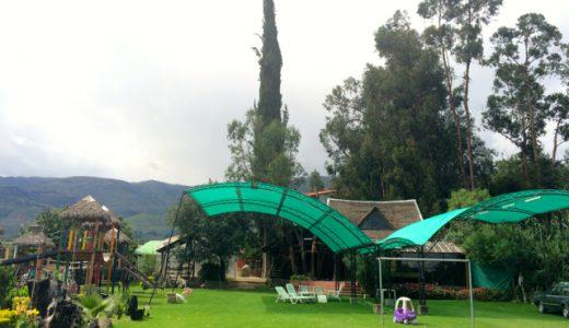 コチャバンバで超リラックス!居心地最高のホステル「Cabañas las lilas hostel」, Cochabamba , Bolivia