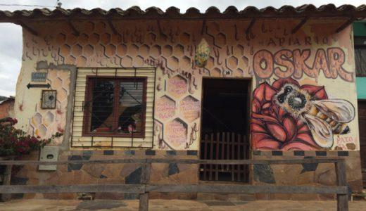 移民の村サマイパタでまったり散歩&蜂蜜屋  , Samaipata , Bolivia