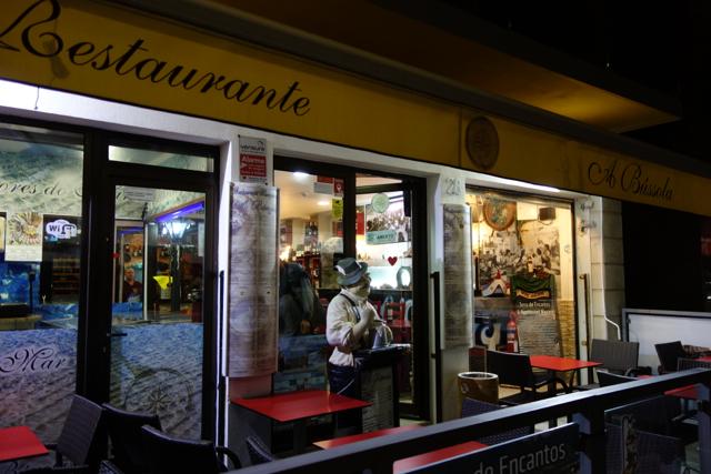 Nazare - 1restaurant