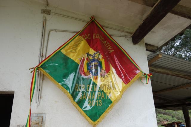 Samaipata - 31flag
