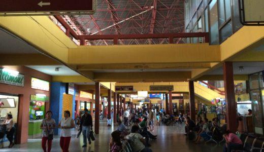 サンタクルスからプエルトスアレス(Puerto Suárez)へバス移動  , Santa Cruz , Bolivia