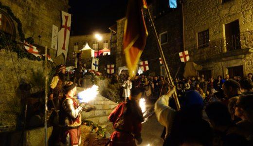 年に一度!モンサントの「十字架祭」 , Monsanto , Portugal