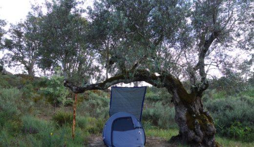 移住者増!聖地モンサントで「テント泊」!? , Monsanto , Portugal