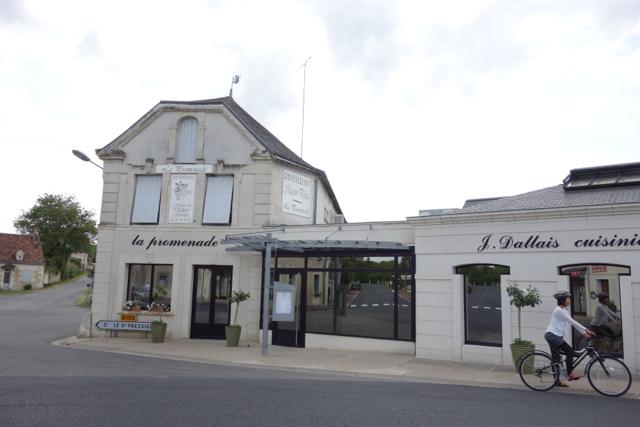 Le Grand Pressigny - 081restaurant