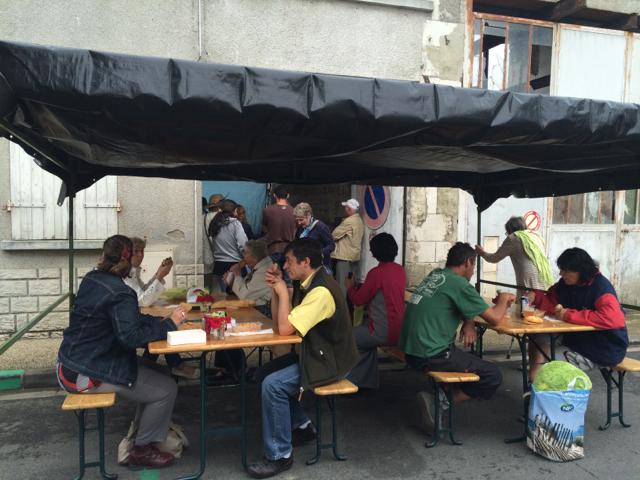 Le Grand Pressigny - 099food
