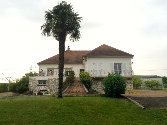 Le Grand Pressigny - 107house