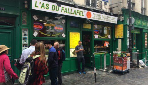 若者に人気のマレ地区散策 , Paris , France