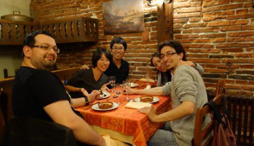 トゥールーズの食通が教えてくれた、トレビアンな郷土料理を味わう! , Toulouse , France