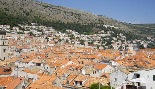 魔女の宅急便の舞台!?「日帰り」でドゥブロヴニク観光! , Dubrovnik , Croatia