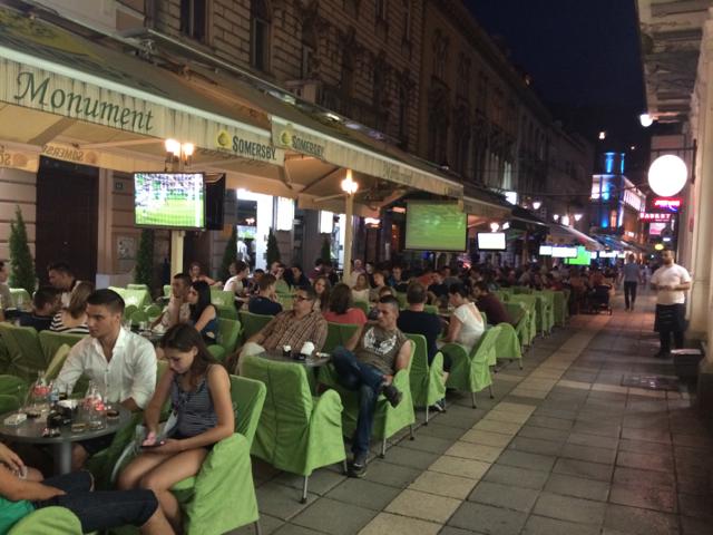 Sarajevo - 2cafe