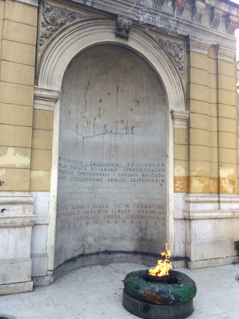Sarajevo - 5fire