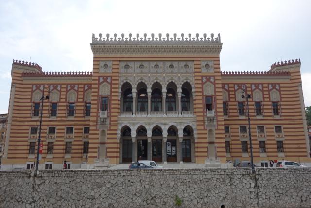 Sarajevo - 71library