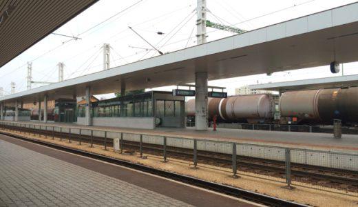 ハンガリー・ブダペストからセルビア・ソンボル(Sombor)へ鉄道+バス移動 , Budapest , Hungary