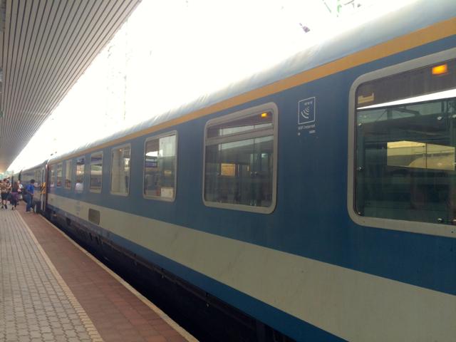 Budapest - 53train