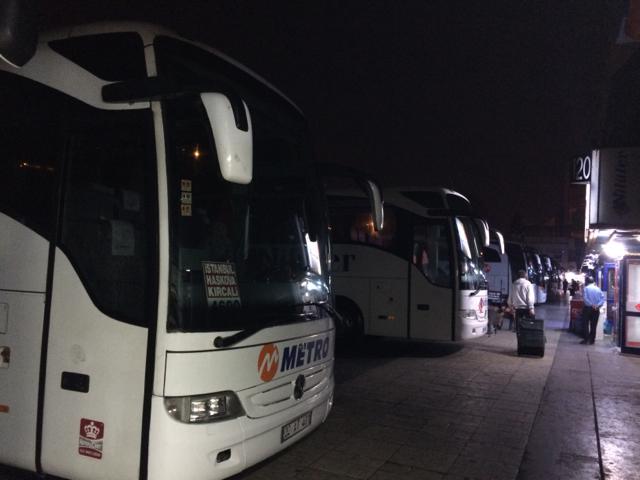 Istanbul - 01terminal