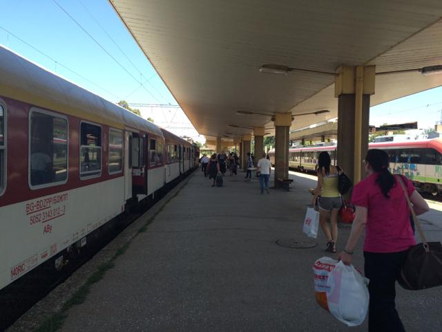 Plovdiv - 1train