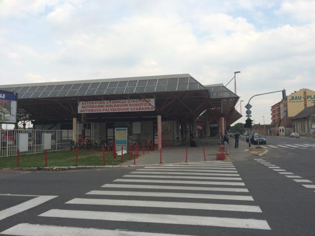 Subotica - 01terminal