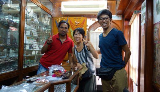 名物ラッシー&ジャイプルで友人の友人に会う! , Jaipur , India