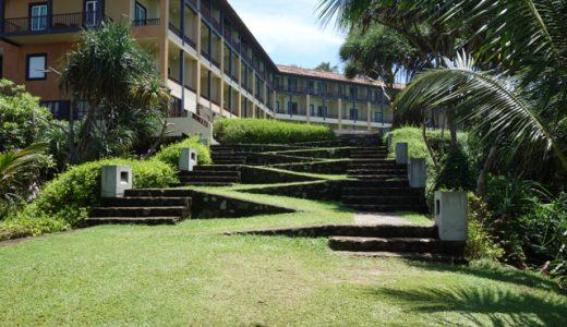 トロピカルリゾート建築の第一人者ジェフリー・バワが設計した「ジェットウイング・ライトハウス」へ! , Galle , Sri Lanka