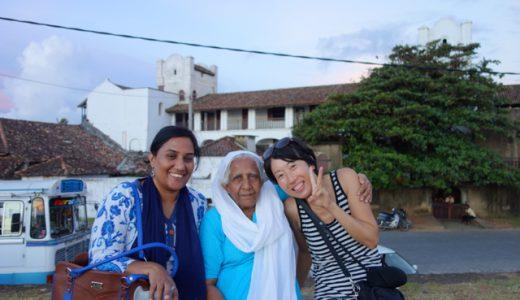 世界遺産ゴールの旧市街を堪能! , Galle , Sri Lanka