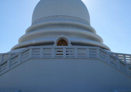 日本人が建てた仏教寺院がスリランカに!「ジャパニーズピースパゴダ」 , Galle , Sri Lanka