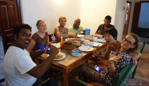ワークアウェイでホステル建設のボランティア!1日のスケジュール紹介 , Mirissa , Sri Lanka