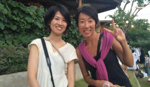 手仕事の楽園「バーン・カーン・ワット(Baan Kang Wat)」で、友人の友人に会う! , Chiang Mai , Thailand