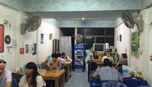 店名が分からないけど、激ウマのタイ料理屋をご紹介 , Chiang Mai , Thailand
