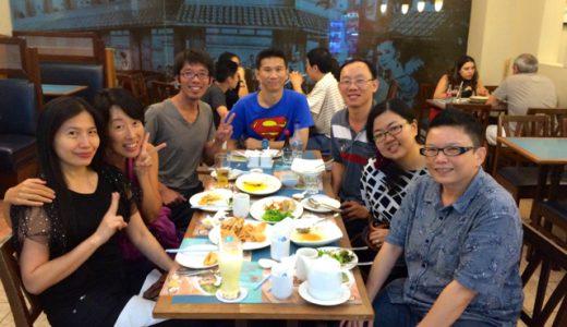 二十年ぶり!佳奈さんのタイボランティアメンバーと再会! , Bangkok , Thailand