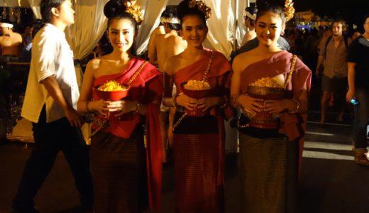 ローイクラトン前夜祭 , Chiang Mai , Thailand