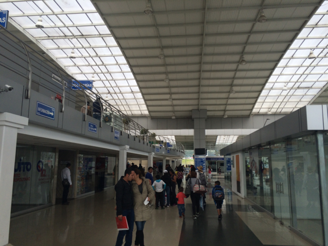 Quito - 22terminal