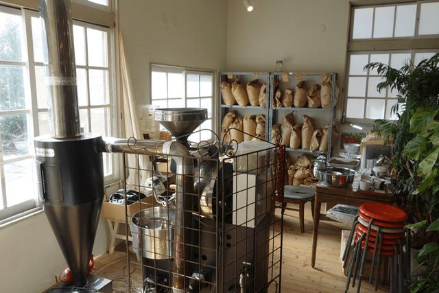 petanicoffee焙煎