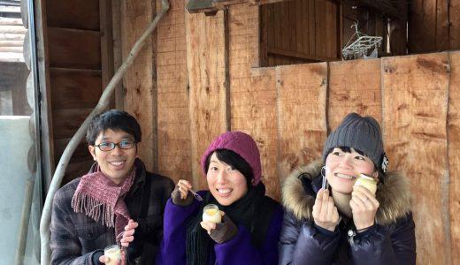 東京からの友人を糸島案内!テーマは「クリエイティブ・コミュニティツアー」