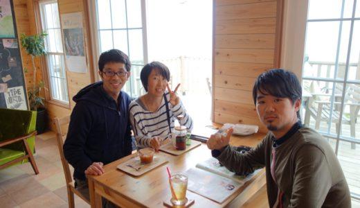 旅友達を糸島案内!テーマは「糸島の自然ツアー」
