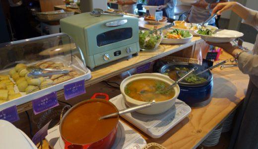 大人気!魔法のように、次から次に料理を生み出すランチビュッフェ「Danza Padella(ダンザパデーラ)」