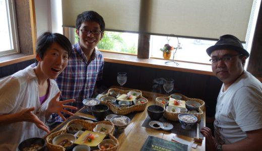 シンガポールからの友人を糸島案内!食を満喫ツアー!