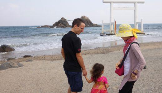 インドからの友人家族を糸島案内!テーマは「アクティブ!」