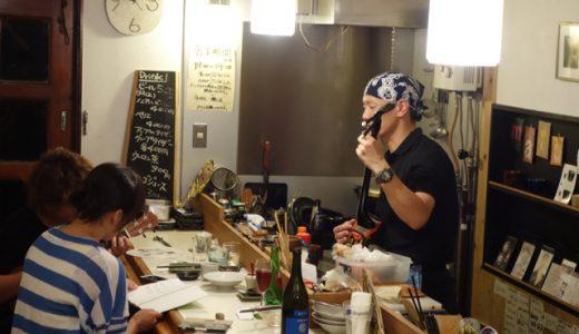 前原の隠れた名店!うまい酒と飯と、ゆるい沖縄音楽!「さかもとりょうりこうぼう」
