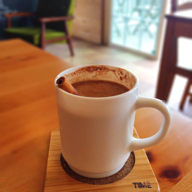 time - chai