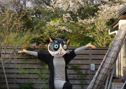 世界からファンがやってくる!猫グッズの専門店「のび工房」