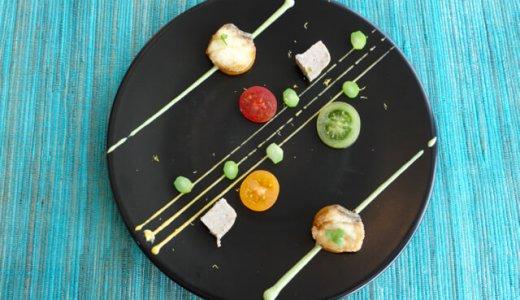 マリノアリゾート福岡の、糸島食材たっぷりのフレンチランチ!