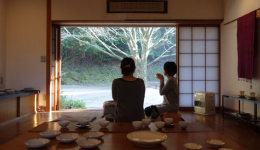 じっくりとギャラリーで作品を選べる、糸島の窯元「莫窯(ばくよう)」